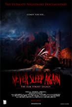 Primary image for Never Sleep Again: The Elm Street Legacy