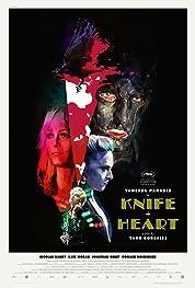 Knife+Heart poster