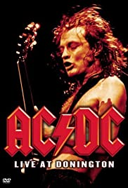 AC/DC: Live at Donington Poster