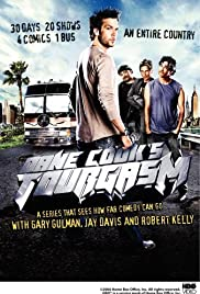 Tourgasm Poster