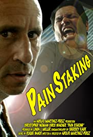 Pain Staking Poster