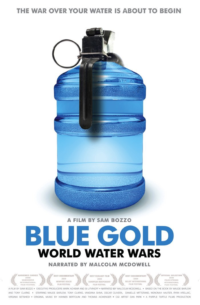 image Blue Gold: World Water Wars Watch Full Movie Free Online