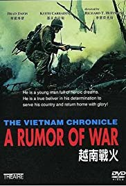 A Rumor of War Poster - TV Show Forum, Cast, Reviews