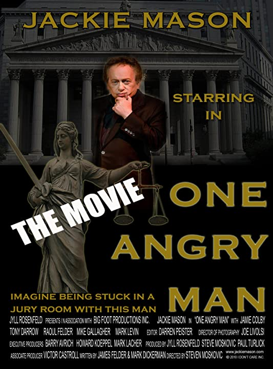 One Angry Man (2010)