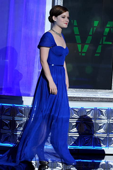 Jane Levy at an event for The 64th Primetime Emmy Awards (2012)