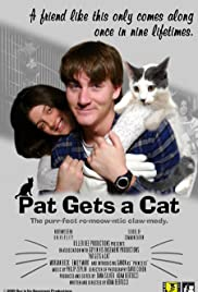 Pat Gets a Cat Poster