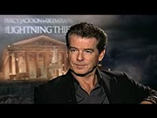 Pierce Brosnan of Percy Jackson and The Olympians: The Lightning Thief