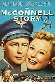 The McConnell Story (1955) Poster - Movie Forum, Cast, Reviews