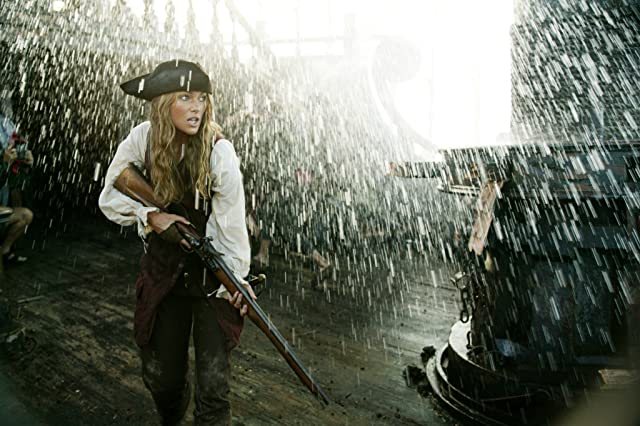 Keira Knightley in Pirates of the Caribbean: Dead Man's Chest (2006)