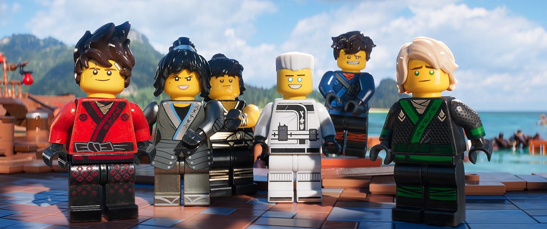 The LEGO Ninjago Movie (2017), filme online subtitrat în Română