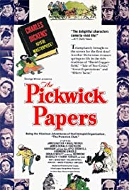 The Pickwick Papers Poster