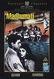 Madhumati (1958) Poster - Movie Forum, Cast, Reviews