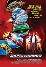 Thunderbirds Poster