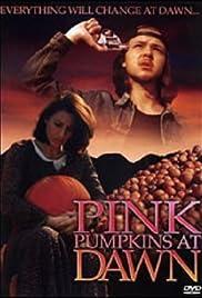 Pink Pumpkins at Dawn Poster