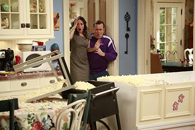 Benjamin King and Kali Rocha in Liv and Maddie (2013)