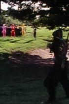 Image of Mighty Morphin Power Rangers: Dark Warrior