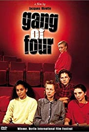 The Gang of Four Poster