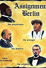 Assignment Berlin Poster