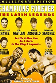 Champions Forever: The Latin Legends Poster