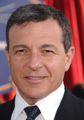 Robert A. Iger at an event for Ratatouille (2007)