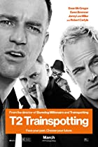T2 Trainspotting (2017) Poster