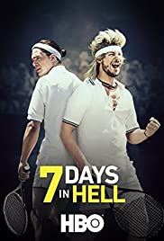 7 Days in Hell (2015) Poster - Movie Forum, Cast, Reviews