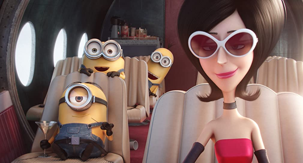 Watch Minions the full movie online for free