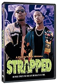 Strapped (1993) Poster - Movie Forum, Cast, Reviews