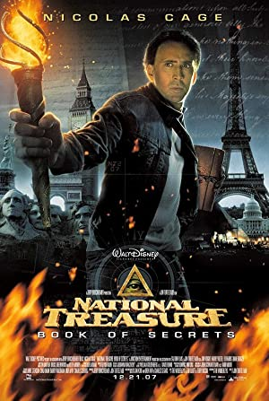 National Treasure: Book of Secrets (2007) Download on Vidmate