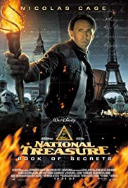 National Treasure: Book of Secrets (English)