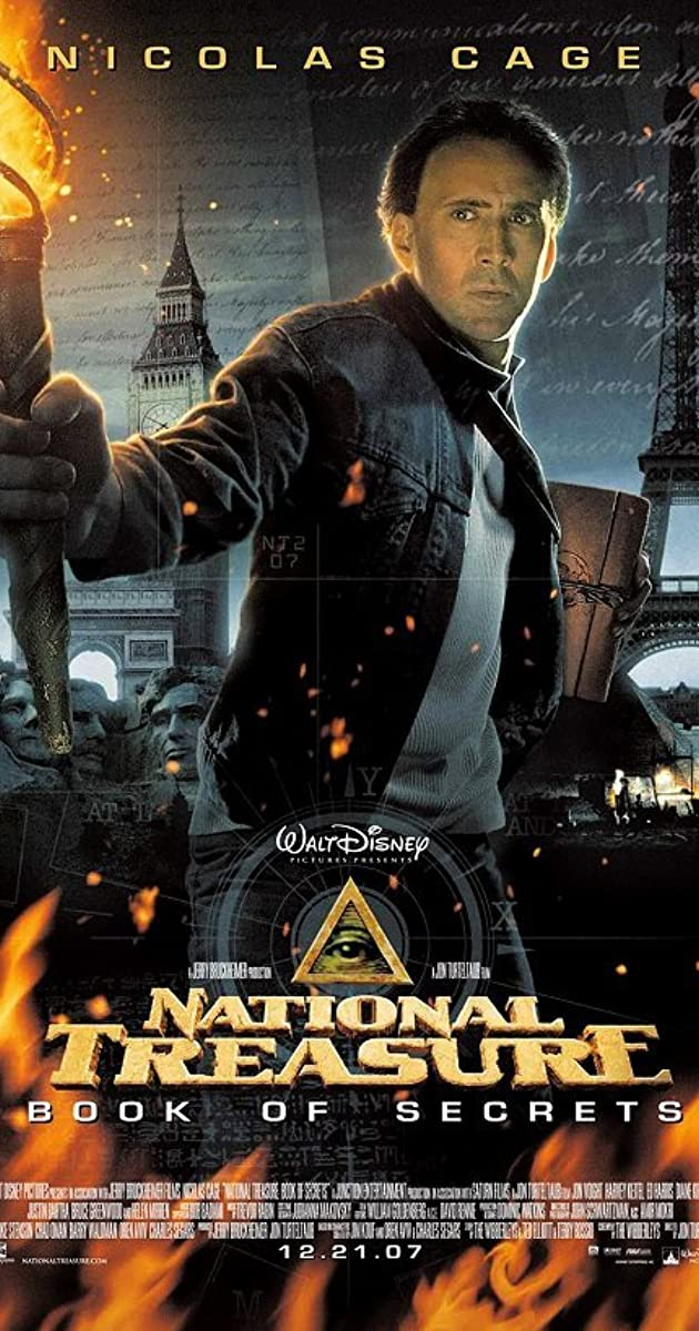 film national treasure 3 sub indoinstmank