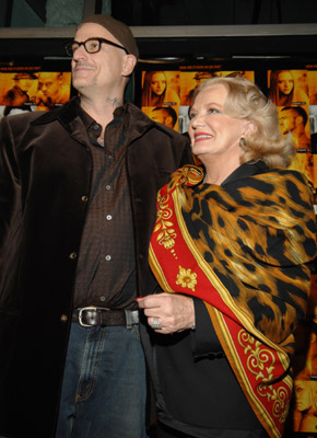 Nick Cassavetes and Gena Rowlands at Alpha Dog (2006)