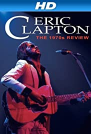 Eric Clapton: One More Car, One More Rider - Live on Tour 2001 Poster