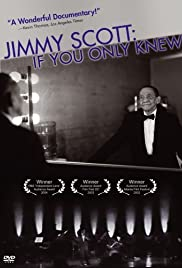 Jimmy Scott: If You Only Knew Poster