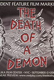 The Death of a Demon Poster