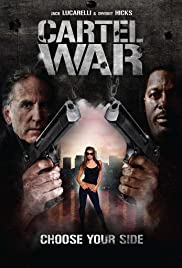 Cartel War Poster