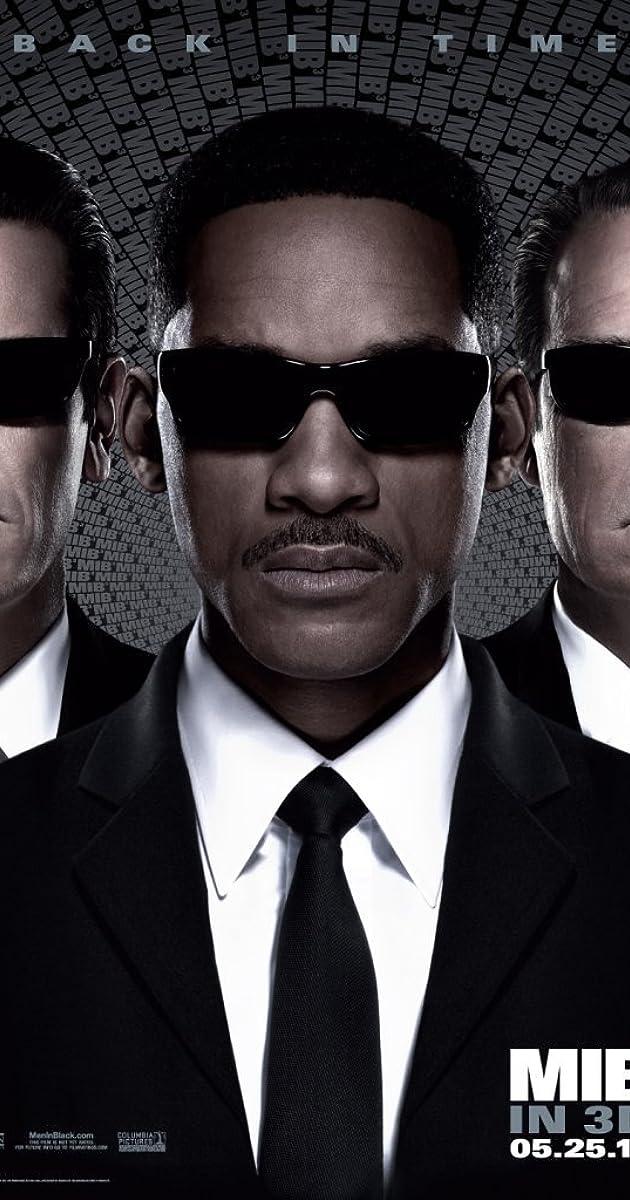 Men in Black 3 (2012) 720p