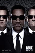 Men in Black 3 (2012) Poster