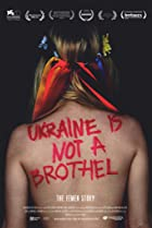 Image of Ukraine Is Not a Brothel