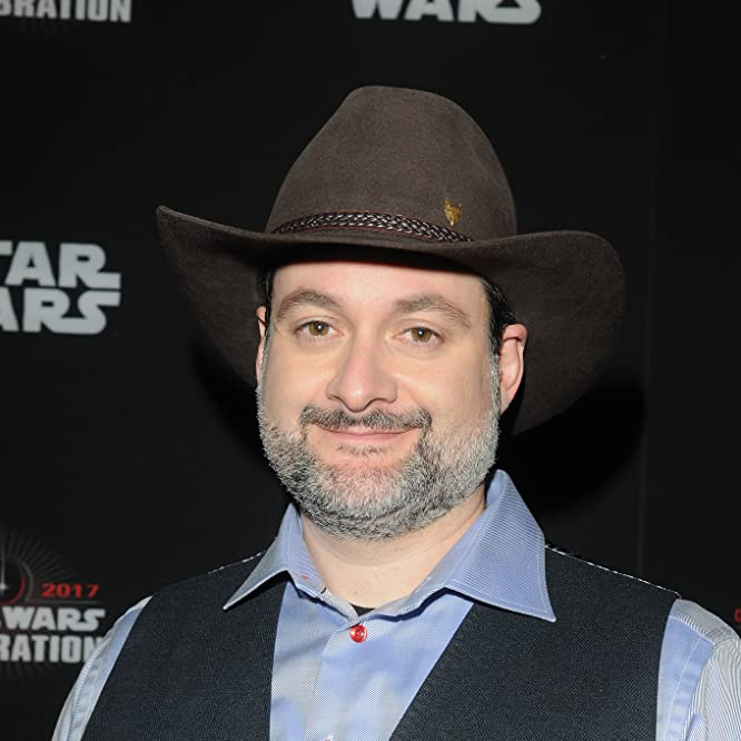 Dave Filoni at an event for Star Wars: Rebels (2014)