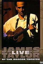 James Taylor Live Poster