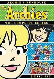 Archie's Funhouse Poster - TV Show Forum, Cast, Reviews