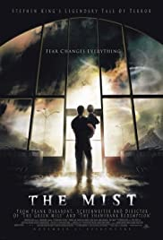 The Mist (2007) Poster - Movie Forum, Cast, Reviews