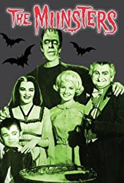 The Munsters Poster - TV Show Forum, Cast, Reviews
