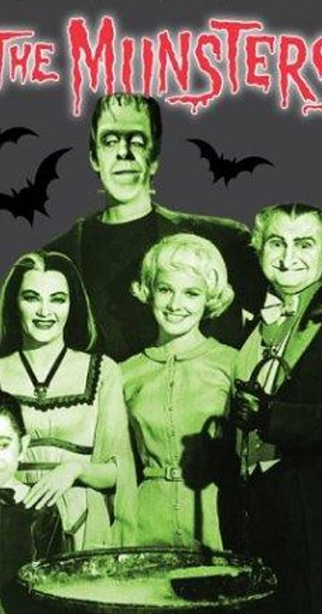 the munsters tv series 19641966 imdb - Munsters Halloween Episode