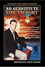 No Substitute for Victory Poster
