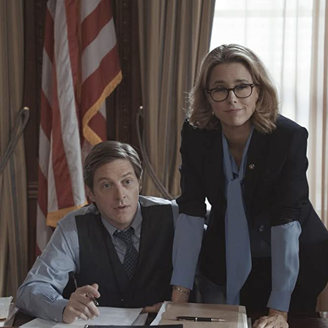 Téa Leoni in Madam Secretary (2014)
