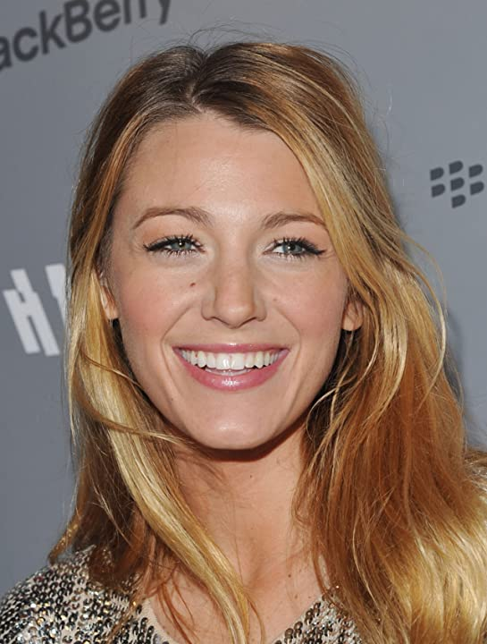 Blake Lively at an event for Haywire (2011)