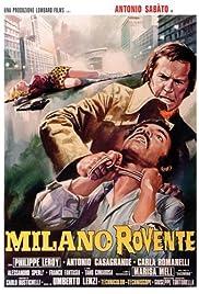 Milano rovente(1973) Poster - Movie Forum, Cast, Reviews