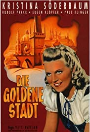 Die goldene Stadt Poster
